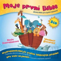 Moje prvn Bible (2CD)                                                                              