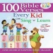100 Bible Verses Every Kid Can Sing and Learn (3CD)                                                 