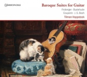 Baroque Suites for Guitar
