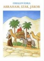 Omalovánky: Abraham, Izák, Jákob