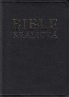 Bible kralická (měkká vazba)