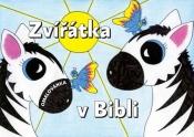 Omalovánky - Zvířátka v Bibli