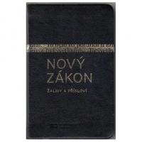 Nový zákon, Žalmy, Přísloví ČEP - S, luxus