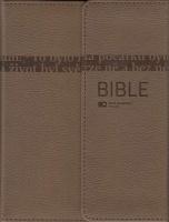 Bible ČEP s DT - malá, magnet, kávově hnědá