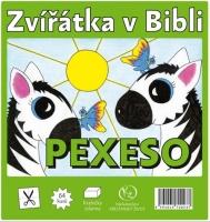 Pexeso - Zvířátka v Bibli