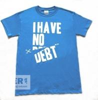 I have no debt (vel. S)