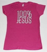 100 % Jesus (vel. M)