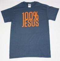 100% Jesus (vel..XL)