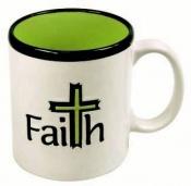 Mug 400 ml, Faith