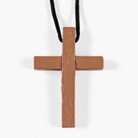 Wooden Cross (PPO/12)