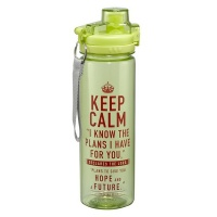 Keep Calm - Lime Green