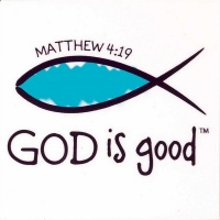 God is Good - Fish