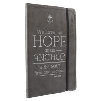Hope as an Anchor - Dark Grey