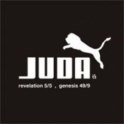 Lion of Juda - černá