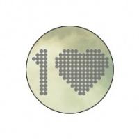 Jedním srdcem - zelená