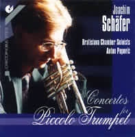 Concertos for Piccolo Trumpet