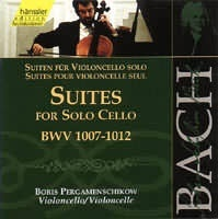 Suites for Solo Cello (BWV 1007-1012) (2CD)