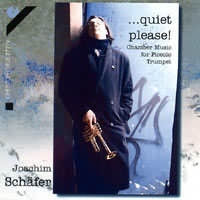Quiet, please! (Ticho, prosím!): komorní hudba pro trubku