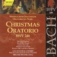 Christmas Oratorio (BWV 248) (3CD)