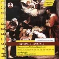 Christmas Cantatas (4CD)