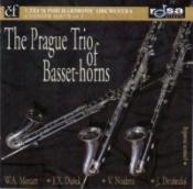 The Prague Trio of Basset-horns