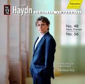 Symphonies No. 48 + 56 (Thomas Fey)