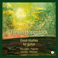 Great Studies for Guitar (Tilman Hoppstock)