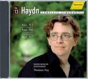 Symphonies No. 93, No. 96, No. 97 (Thomas Fey)