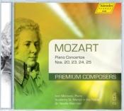 Piano Concertos Nos. 20, 23, 24, 25 (Ivan Moravec) (2CD)