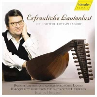 Delightful Lute-Pleasure (Joachim Held - loutna)