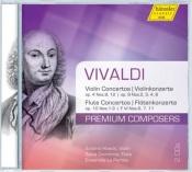 Violin Concertos, Flute Concertos (2CD)