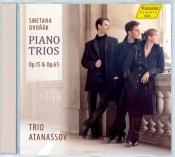 Piano Trios - Op. 15 & Op. 65 (Trio Atanassov)