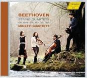 String Quartets: Op. 18/4, Op. 95, Op. 18/2 (Minetti Quartet...