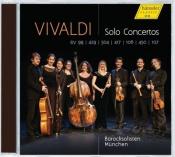 Solo Concertos RV: 99, 429, 504, 417