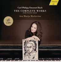 The Complete Works For Piano Solo (Ana-Marija Markovina)