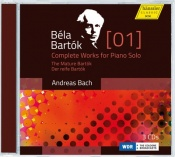 Complete Works for Piano Solo (3CD) - Andreas Bach