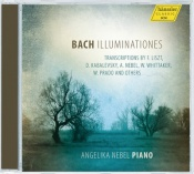 Bach Illuminationes (A. Nebel - klavír)