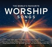 The Worlďs Favourite Worship Songs (3CD)