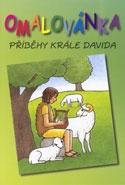 Omalovánky : Příběhy krále Davida
