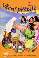 Věrní přátelé - 1 (+CD ROM s puzzle a audioverzí knihy)