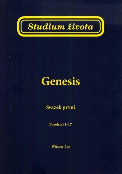 Studium života - Genesis sv. 1 (Poselství 1 - 17)