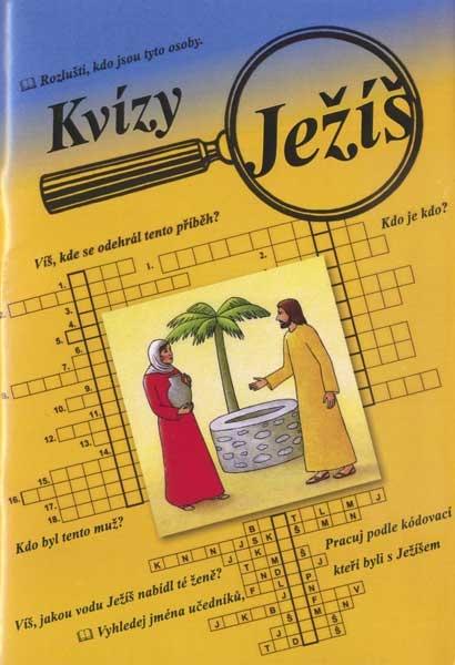 Kvízy Ježíš