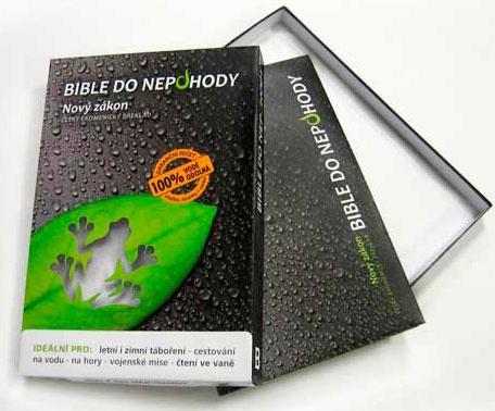 Bible do nepohody - Nový zákon (Český ekumenický překlad)
