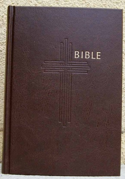 Bible: Český ekumenický překlad bez DTK (jednosloupcová)