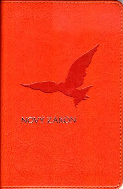 Nový zákon (4. vydání) - oranžový, jednosloupcový