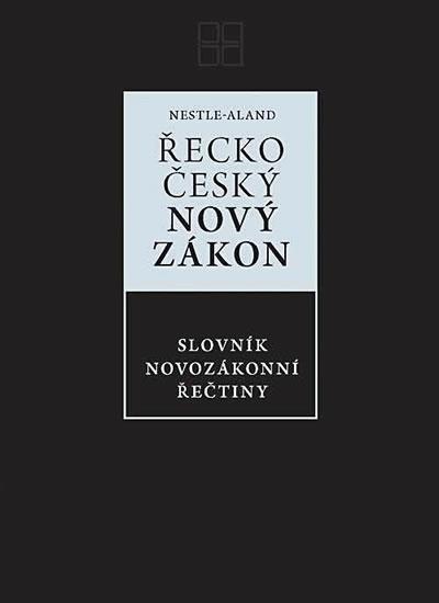 Řecko - český Nový zákon