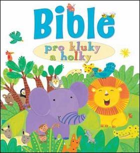 Bible pro kluky a holky