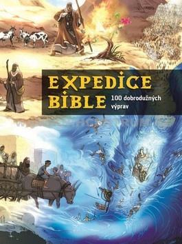 Expedice bible (100 dobrodružných výprav)