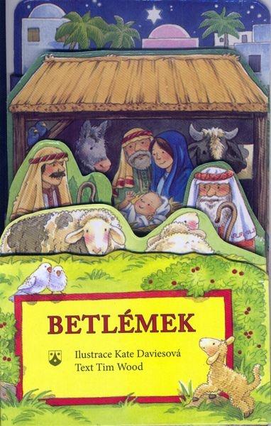 Betlémek - leporelo