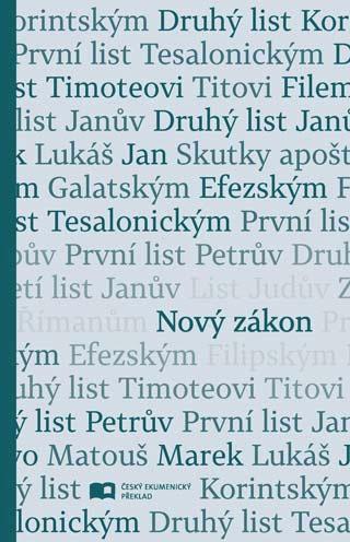 Nový zákon Český ekumenický překlad, XS olivová